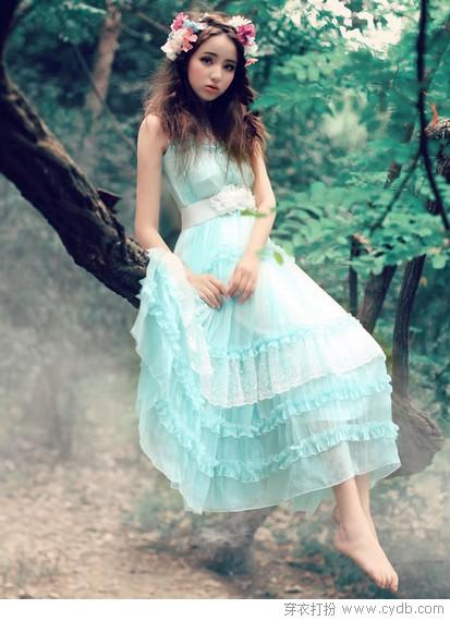 美丽长裙鉴赏之一