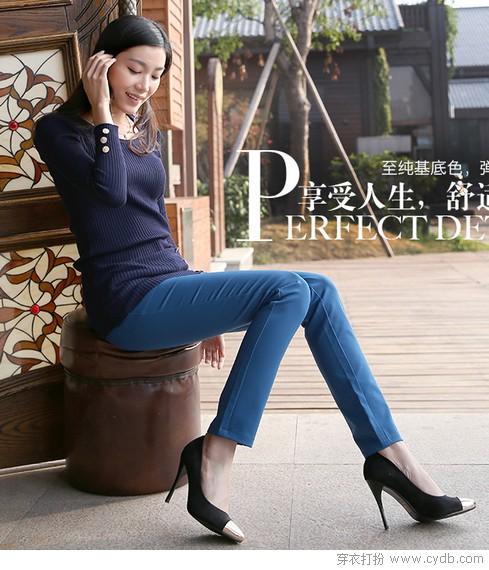 小脚裤+高跟鞋PK欧巴大长腿