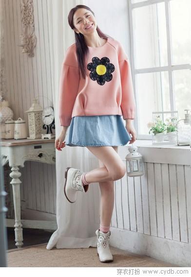 青春卫衣 活力一春