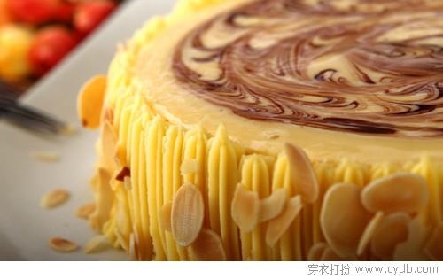 品味糕点里满满的幸福与快乐