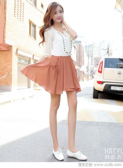 春季活力搭 短裙OR短裤