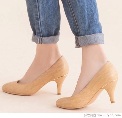 高跟鞋进化日记