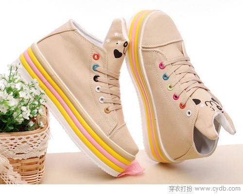穿帆布鞋的季节