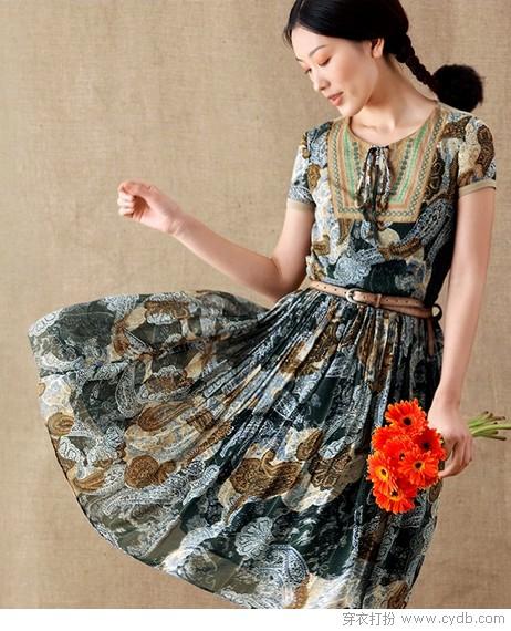 长裙飘飘的年代