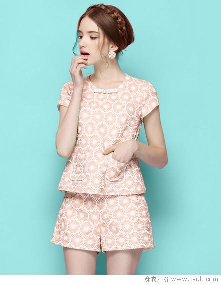 不想单身 就穿粉色