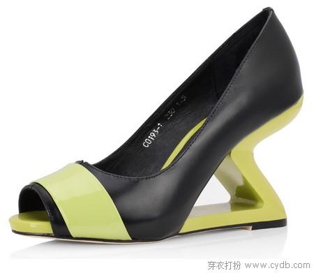 鞋子最重要