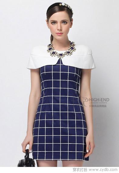 连衣裙的享 瘦 新穿