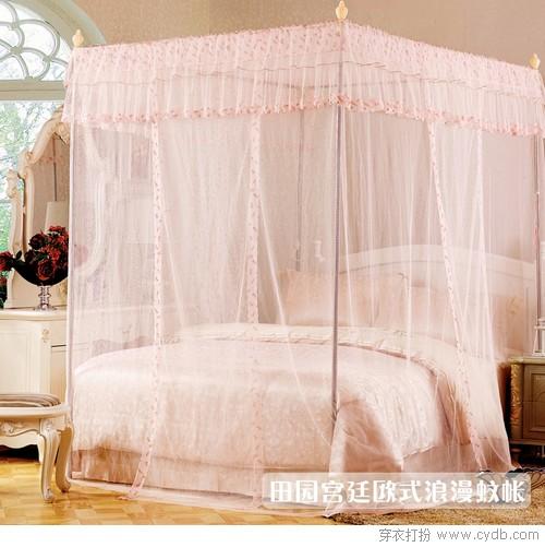 凉席蚊账空调被 度夏床上必备品