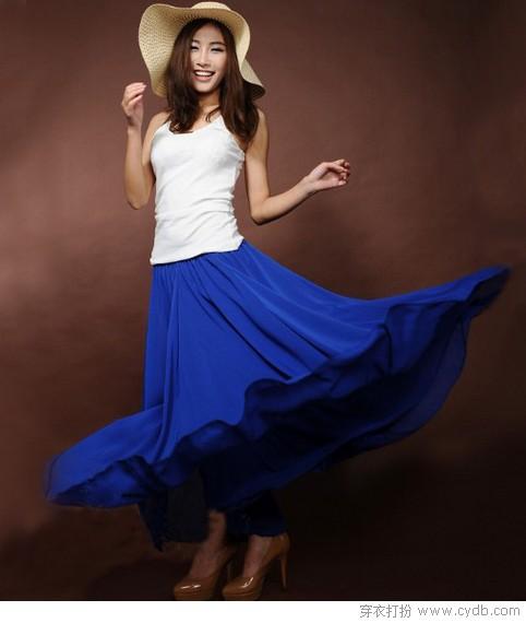 裙舞飞扬 幸福微加