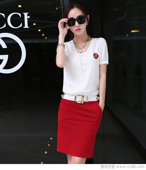 好<a style='top:0px;' href=/article/tag/k/%25E8%25A3%2599%25E5%25AD%2590.html target=_blank ><strong style='color:red;top:0px;'>裙子</strong></a>端庄不掩风情