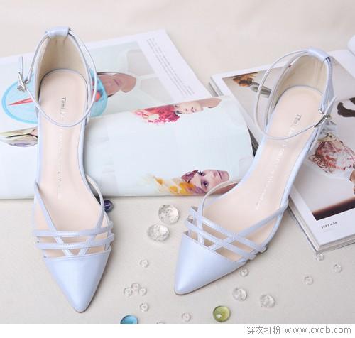 造型要玩美,鞋子来搭配