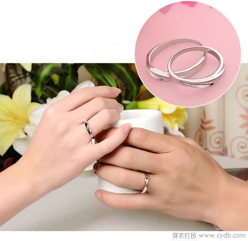 指间上的俏颜如花