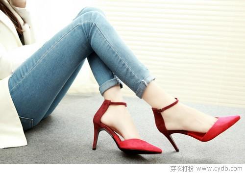 九类高跟鞋 让你成为百变女王