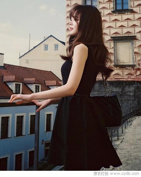 衣橱必备——小黑裙(转载) - 快乐一兵 - 126jnm5626 的博客