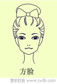 你的脸型适合什么发型
