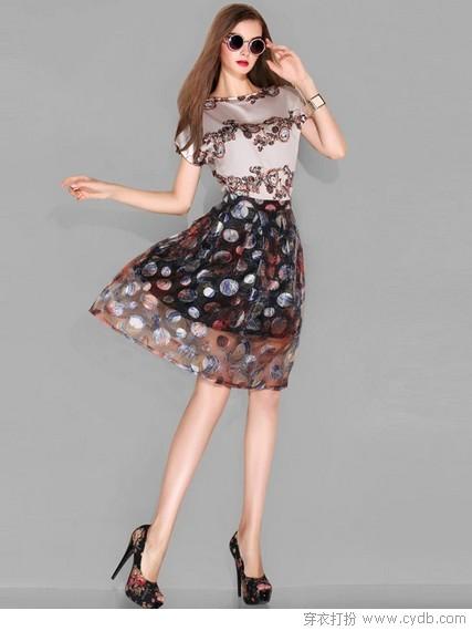 长长短短长长的裙