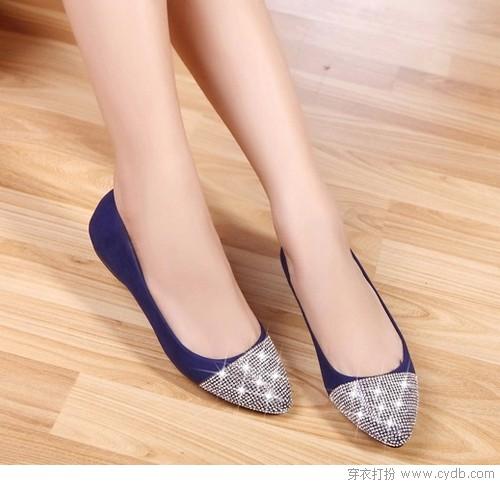 夏末秋近 单鞋助你完美造型