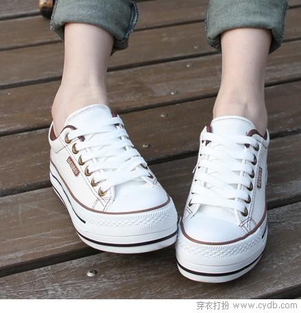 只想做个安静的帆布鞋女子