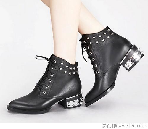 真皮秋鞋上镜款,品位时尚大比拼
