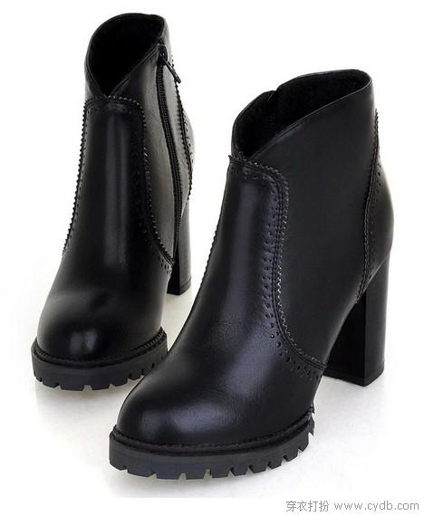 七款常见短靴 你缺哪一双