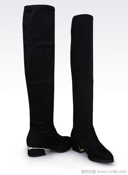 长筒靴的选择称心最重要