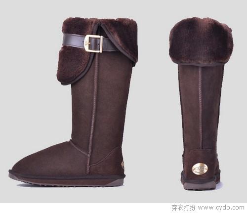 按身高挑长度 最强冬靴实用手册