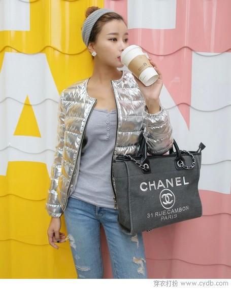 韩国东大门的美衣