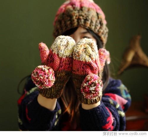 纤纤素手的冬日归宿