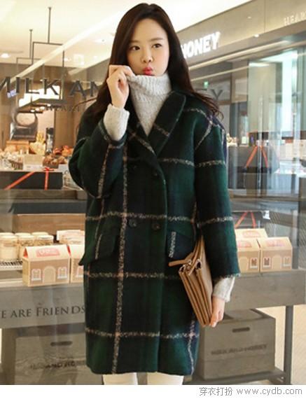 薄外套女装_格子:对你的爱爱不完-穿衣打扮-服饰搭配,美容知识