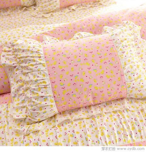 床品换新迎新春