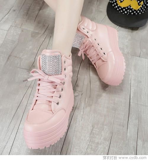 情人鞋,低调脱团不简单