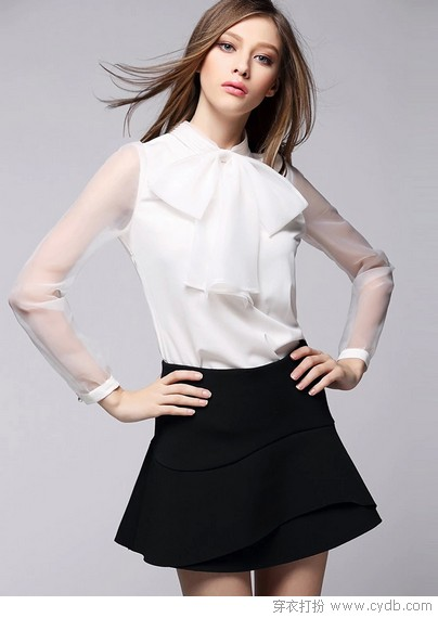 <a style='top:0px;' href=/article/tag/k/%25E9%25BB%2591%25E7%2599%25BD.html target=_blank ><strong style='color:red;top:0px;'>黑白</strong></a>经典,<a style='top:0px;' href=/article/tag/k/%25E6%25B3%2595%25E5%25BC%258F.html target=_blank ><strong style='color:red;top:0px;'>法式</strong></a><a style='top:0px;' href=/article/tag/k/%25E6%2591%25A9%25E7%2599%25BB.html target=_blank ><strong style='color:red;top:0px;'>摩登</strong></a>