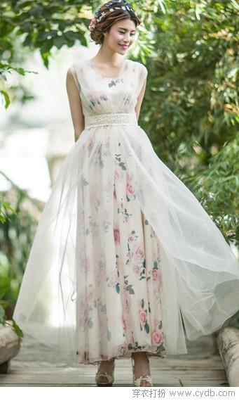 裙子炫亮季节的浪漫