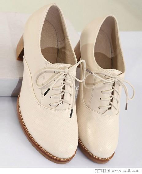 人见人爱之百搭小白鞋