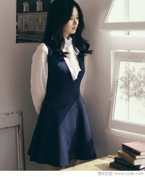 背心裙:时装圈的影后级单品