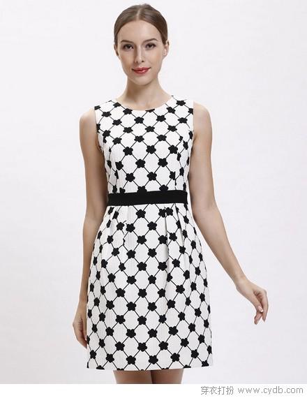 ★背心裙:时装圈的影后级单品