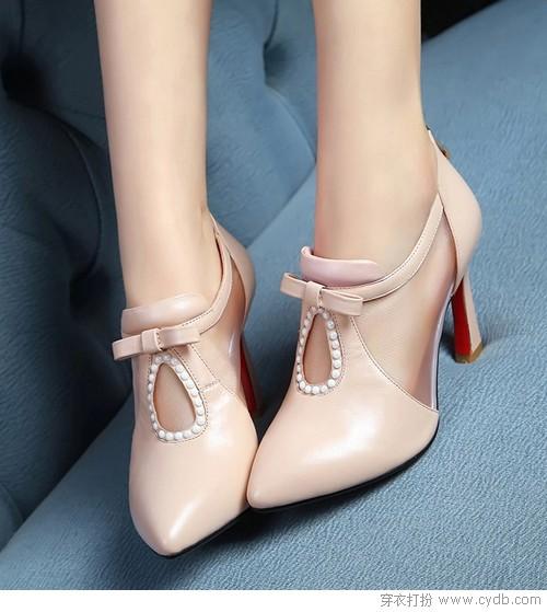 春装上新时别忘了换鞋