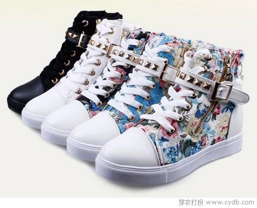 平底鞋跟着春风来啦
