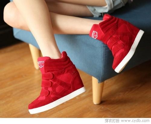 你的新鞋子在这里!