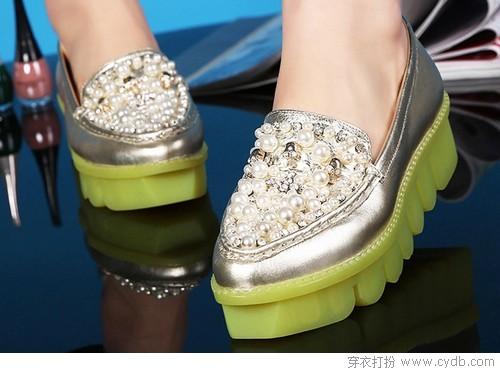 百变时尚新概念懒人鞋新穿