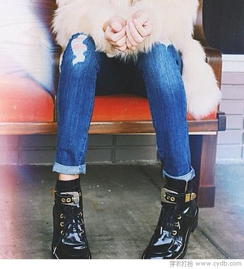 此生必学的六种挽裤腿方法