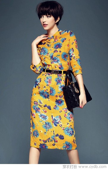 花裙若<a href=/?m=search&a=index&k=%E8%80%80%E7%9C%BC target=_blank ><b style=color:red>耀眼</b></a>优雅始<a href=/?m=search&a=index&k=%E4%B8%BA%E5%85%88 target=_blank ><b style=color:red>为先</b></a>
