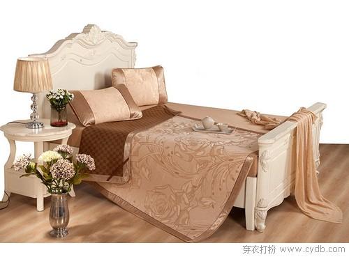 你的床上该铺凉席了!
