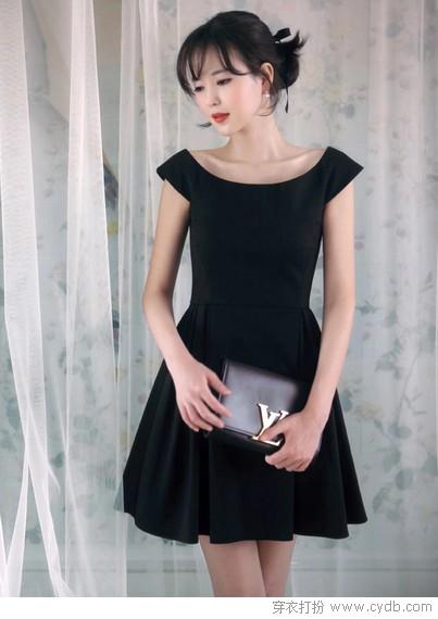 当我们说小黑裙的时候