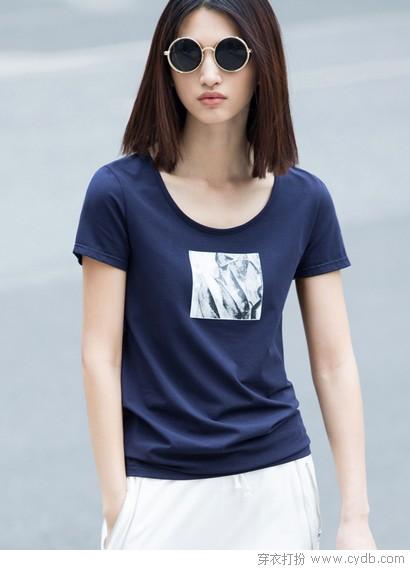 ★喜好不同,T恤也不一样