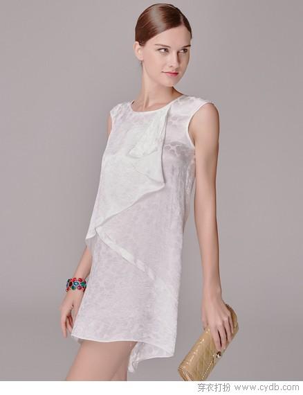 ★清爽夏日,白裙是最好装扮
