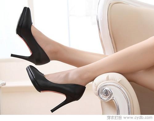 尖头鞋 越犀利越时尚