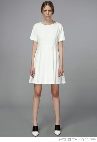 小白裙 不是只有仙气