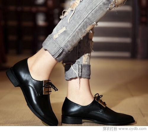 时尚单鞋最多横跨夏秋两季