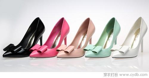 美鞋要先行